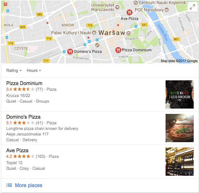 seo local pack results