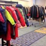 Northern Rehab Hosts Coat Drive