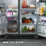 30% OFF refrigerators at your Sear's Hometown Store!