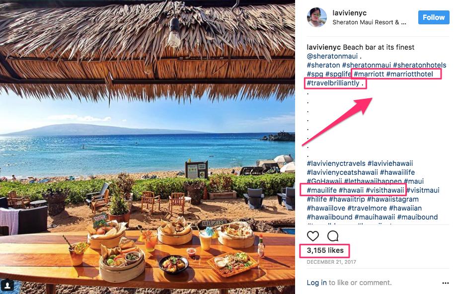 instagram influencers for hotel social media marketing