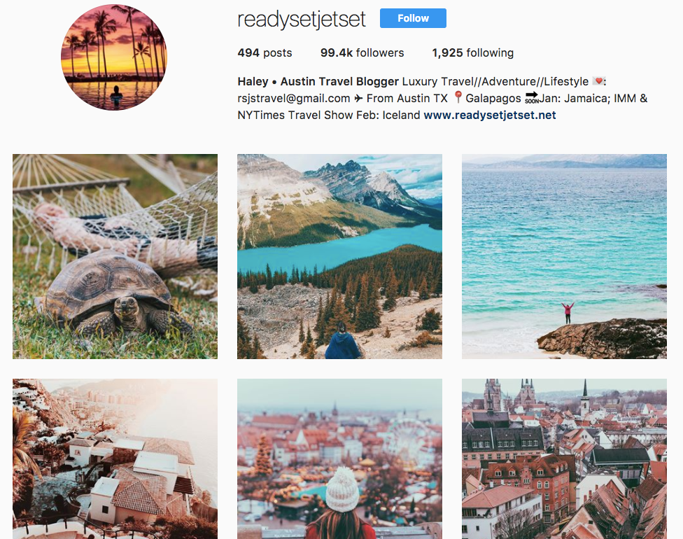 finding influencers for hotel social media strategies