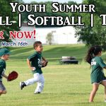 It's Baseball / Softball Sign Up Time!!