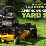 Sears Hometown's Greatest Yard Sale!