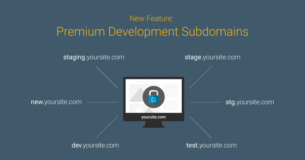 Premium Development Subdomains