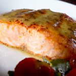 Check Out Ellwood Steak & Fish House's Mediterranean Salmon