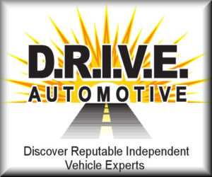 D.R.I.V.E. Automotive Logo