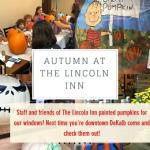 Lincoln Inn Halloween Spirit