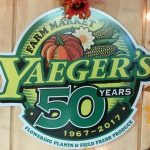 Yeager's Fall Farm Stand