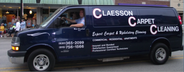 Claesson Carpet Cleaning